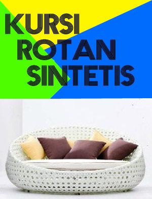 Griya Naya Kursi Rotan Sintetis Bandung Furniture Rotan Sintetis